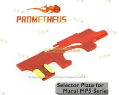 Prometheus Hard Selector Plate for MP5 Series